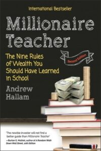 millionaire teacher - the nine rules of wealth you should have learned at school - book cover